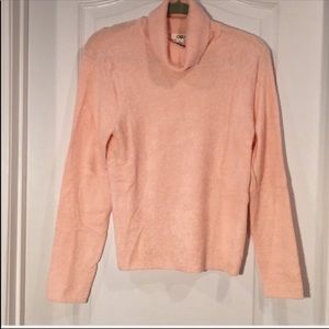 Cato Baby Pink Soft Turtleneck Sweater  Size L